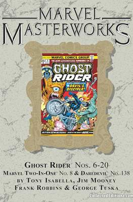 Marvel Masterworks (Hardcover) #297