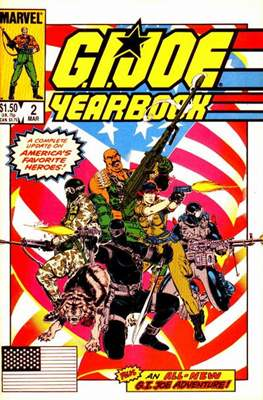 G.I. Joe: Yearbook (Comic Book) #2