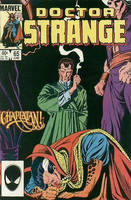 Doctor Strange Vol. 2 (1974-1987) (Comic Book) #65