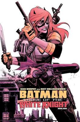 Batman: Curse of the White Knight (2019-) (Comic Book) #4