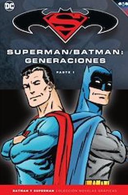 Batman y Superman. Colección Novelas Gráficas (Cartoné) #53