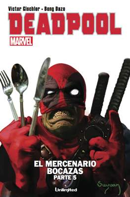Deadpool. El mercenario bocazas (Grapa) #5