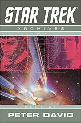 Star Trek Archives (Trade Paperback) #1