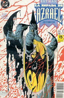 Batman. La Espada de Azrael (Grapa 32 pp) #3
