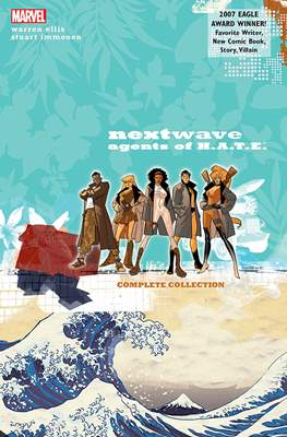 Nextwave agents of H.A.T.E. Complete collection