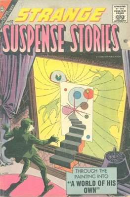 Strange Suspense Stories Vol. 2 #32