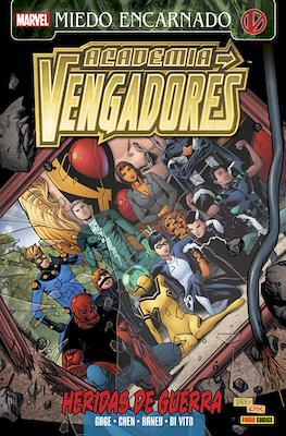 Academia Vengadores (Rústica 120-240 pp) #4