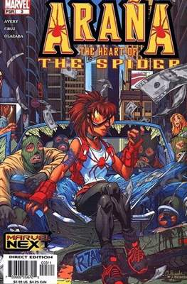 Araña: The Heart of the Spider (2005-2006) #3
