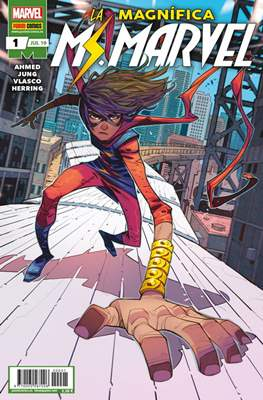La Magnífica Ms. Marvel (2019-) (Grapa 24 pp) #1