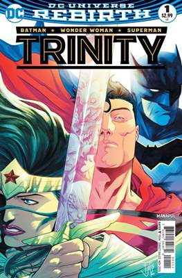 Trinity vol. 2 (2016-2018)