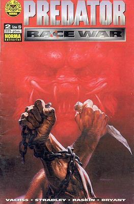 Predator. Race war #2
