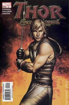 Thor: Son of Asgard (2004-2005) (Comic Book) #2