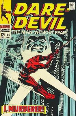 Daredevil Vol. 1 (1964-1998) (Comic Book) #44