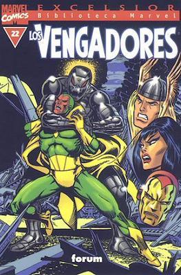Biblioteca Marvel: Los Vengadores (1999-2001) #22