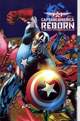 Captain America: Reborn (Comic Book) #6