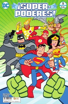 ¡Super-poderes! (Grapa) #5