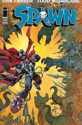 Spawn (Comic Book) #258