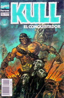 Kull el conquistador (Grapa 48 pp) #10
