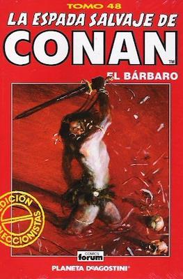 La Espada Salvaje de Conan el Bárbaro. Edición coleccionistas (Rojo) #48