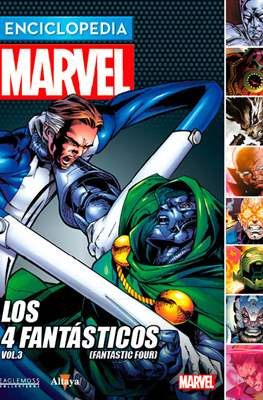 Enciclopedia Marvel (Cartoné) #26