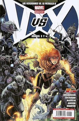 VS. Los Vengadores vs La Patrulla-X (Grapa) #2