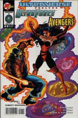 Ultraforce/Avengers: Prelude