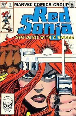 Red Sonja (1983-1986) (Grapa) #1