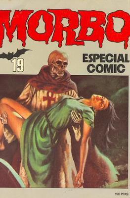 Morbo. Magazine de terror (Grapa (1983)) #19
