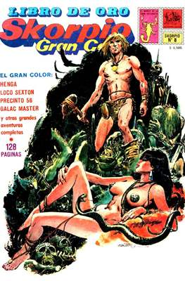 Skorpio - Libro de Oro #8