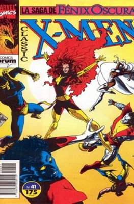 Classic X-Men Vol. 1 (1988-1992) (Grapa 32 pp) #41