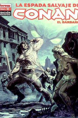 La Espada Salvaje de Conan el Bárbaro. Edición coleccionistas (Rústica 64 pp) #23
