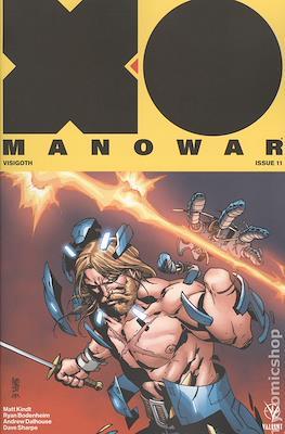 X-O Manowar Vol. 4 (2017-2019 Variant Cover) #11.1