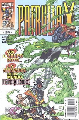 Patrulla-X Vol. 2 (1996-2005) (Grapa) #54