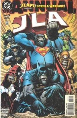 JLA Annual Vol 1 #3