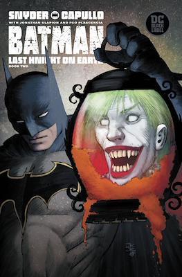 Batman: Last Knight On Earth (Variant Cover) (Comic Book) #2