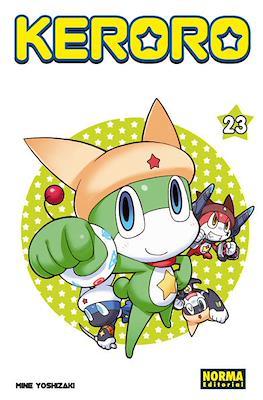 Keroro (Rústica con sobrecubierta) #23