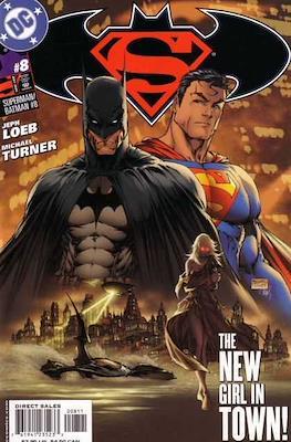 Superman / Batman (2003-2011) (saddle-stitched) #8