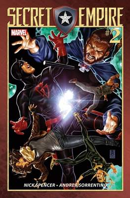 Secret Empire (Comic-book) #2