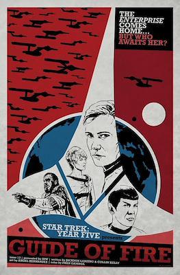 Star Trek: Year Five (Comic Book) #13