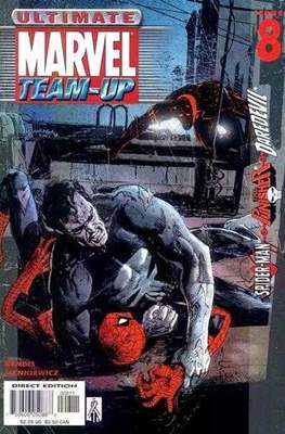 Ultimate Marvel Team-Up (comic-book) #8