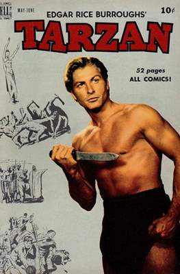 Tarzan (Comic-book) #15