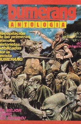 Antología Bumerang (Retapado Rústica) #1