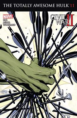 The Totally Awesome Hulk (Comic Book) #11