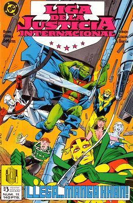 Liga de la Justicia / Liga de la Justicia internacional / Liga de la Justicia de América #11