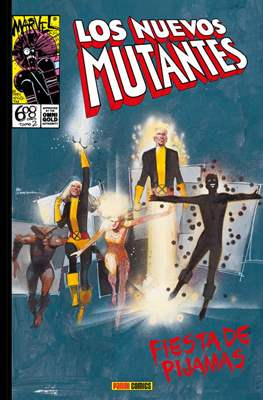 Los Nuevos Mutantes. Marvel Gold (Omnigold) #2