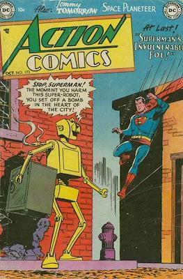 Action Comics Vol. 1 (1938-2011; 2016-) (Comic Book) #173