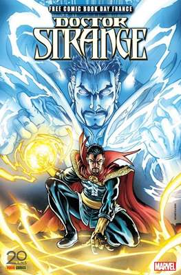 Doctor Strange. Free Comic Book Day France 2017