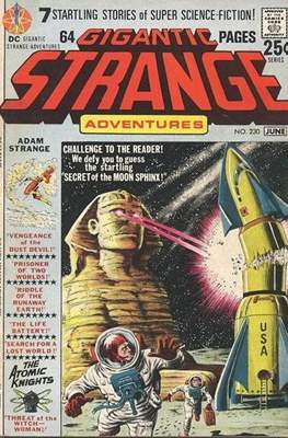 Strange Adventures (Comic Book) #230