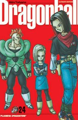 Dragon Ball - Ultimate Edition (Kanzenban) #24