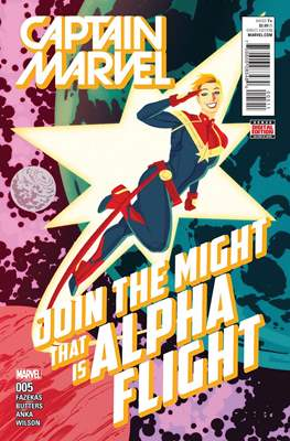 Captain Marvel Vol. 9 (2016) (Comic-Book) #5